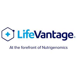 LifeVantage Logo - At the forefront of Nutrigenomics