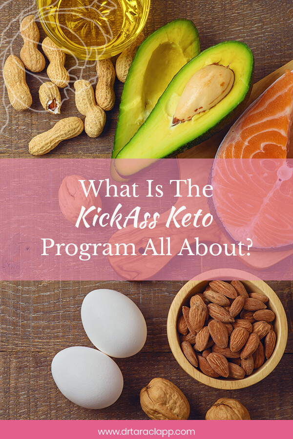 KickAss Keto Diet Program by Dr. Tara Clapp, ND